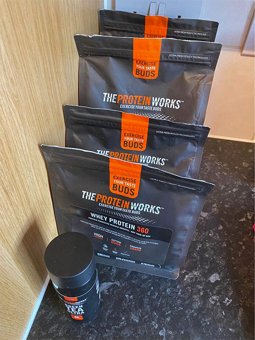 The Protein Works protein products