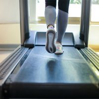 Is walking on a treadmill good for you?