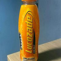 Is Lucozade bad or good for you?