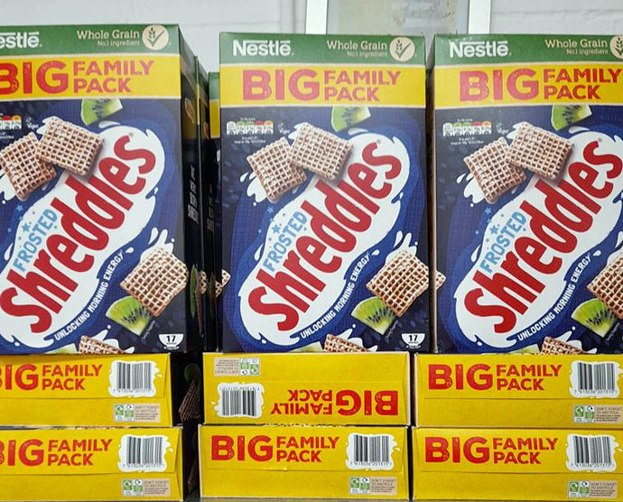 shreddies (frosted flavour)